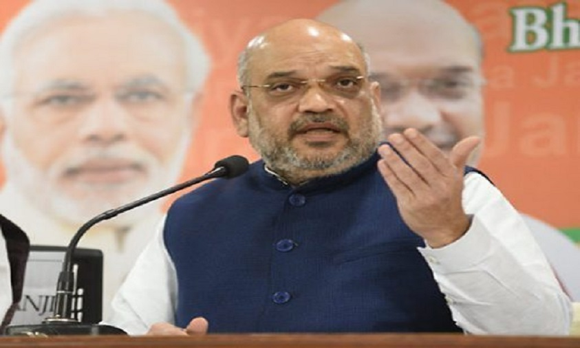 We Are Not Scraped Of CM KCR: Amit shah