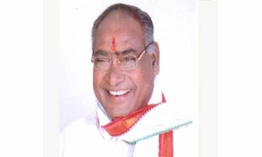 Former Minister Kamatam Ram Reddy No More