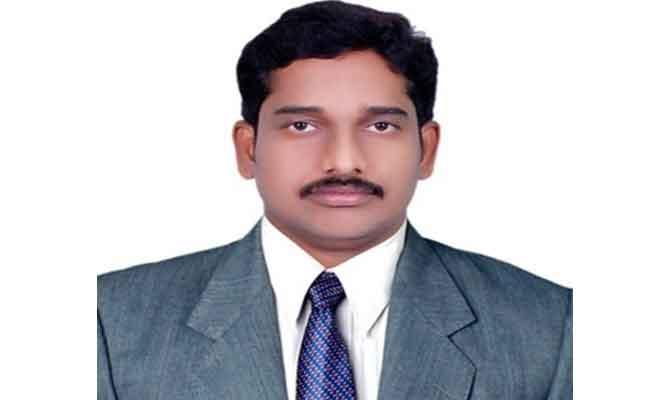 Dr. Naresh Kumar Selected as Honorary Research Fellow