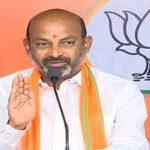 Bandi Sanjay Lashes Out at CM KCR