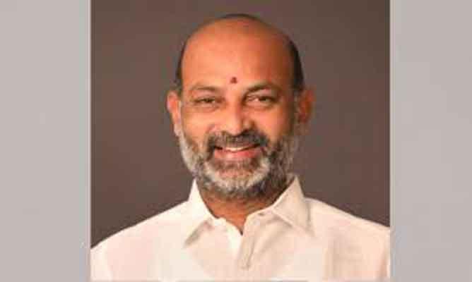 Padayatra of State BJP Chief Begins