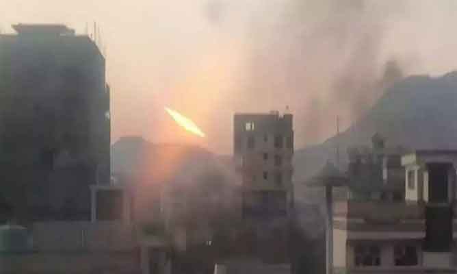 Kabul: Rocket Attack near Airport, Two Died