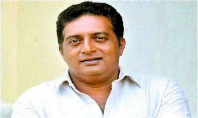 Prakash Raj Suffers Injuries During Shoot