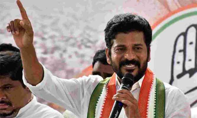 Govt is Responsible For Girl's Rape And Murder Case in Saidabad: Revanth Reddy