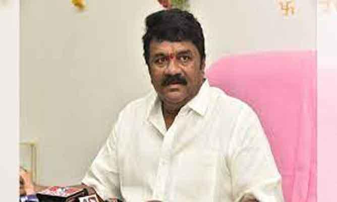 Hyderabad to be Developed as a Film Hub: Talasani