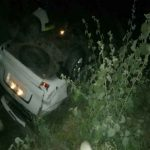 Dayakar Rao Escape Road Accident