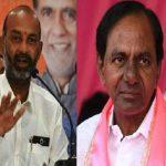 Bandi Sanjay Writes Open Letter to CM KCR